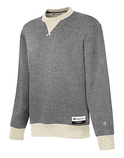 Champion Authentic Originals Men's Sueded Fleece Sweatshirt - AO500