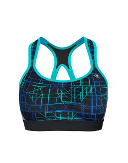 Champion Women The Warrior Bra-Print women Champion