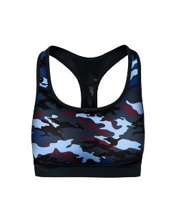 Champion Absolute Max Sports Bra - Print women Champion
