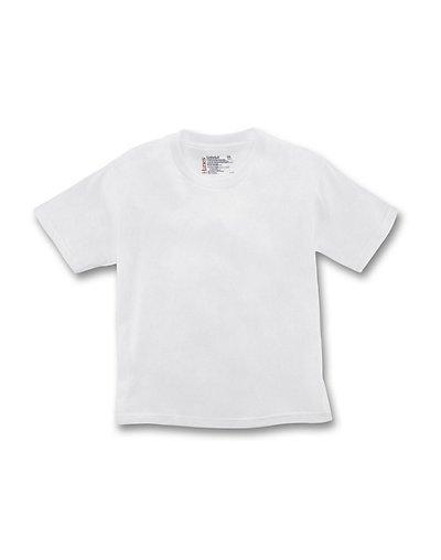 Hanes Boys' Crewneck Undershirt 5-Pack - B21385