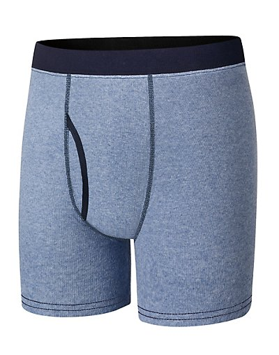 Hanes Boys' Red Label Dyed Boxer Briefs P7 - B75AW7