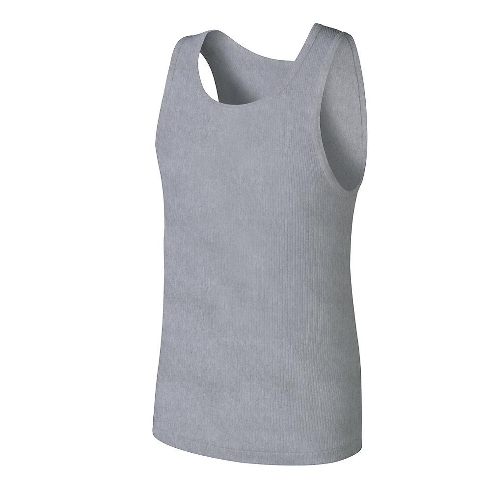 Boys' Hanes Ultimate ComfortSoft® Dyed Tank Undershirt 3-Pack