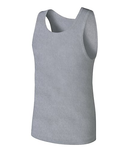 Hanes Boys' Ultimate ComfortSoft® Dyed Tank Undershirt 3-Pack - BU392C