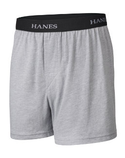 Boys' Hanes Ultimate Knit Boxer with Comfort Flex® Waistband 3-Pack youth Hanes