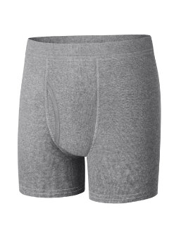 Hanes Ultimate® Boys' ComfortSoft® Cotton Boxer Briefs 4-Pack youth Hanes