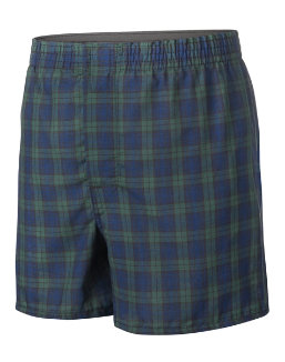 Boys' Hanes Ultimate Tartan Boxer with Comfort Flex® Waistband 3-Pack youth Hanes