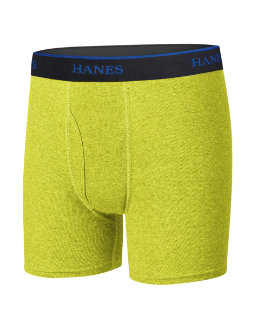 Hanes Ultimate® Boys' Lightweight Boxer Briefs 4-Pack youth Hanes