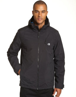 Champion Men's Big Technical Ripstop 3 in 1 Insulated Jacket men Champion