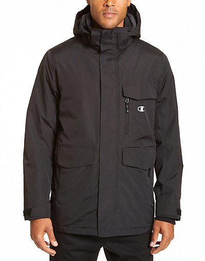 Champion CH4006PP  Men's Big High Performance 2-Layer Jacket With Sherpa Lining