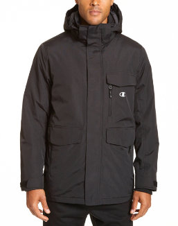 Champion Men's Big High Performance 2-Layer Jacket With Sherpa Lining men Champion