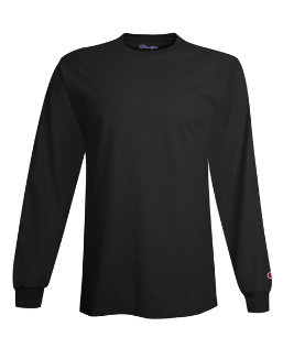 Champion Men's Long Sleeve Tee men Champion