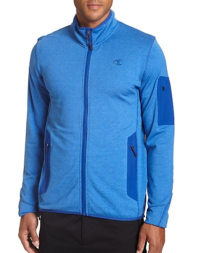 Champion Men's Active Knit Jacket CH2013AK