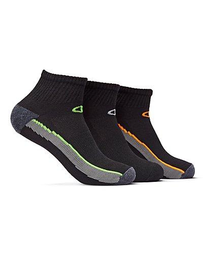 Champion CH202  Men's Ankle Training Socks 3-Pack