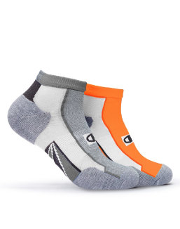 Champion Men's Mid-Ankle Running Socks 2-Pack men Champion