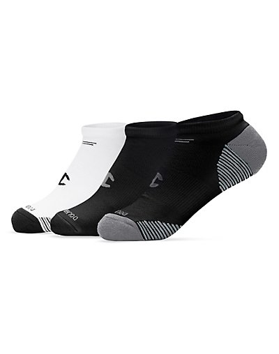 Champion Women's No-Show Training Socks 3-Pack - Sale CH646_S