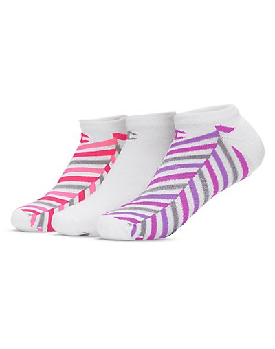 Champion Women's No-Show Socks 3-Pack CH663