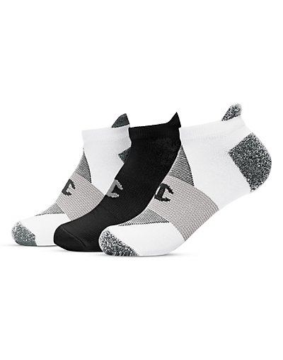 Champion Women's Heel Shield Socks 3-Pack - CH664