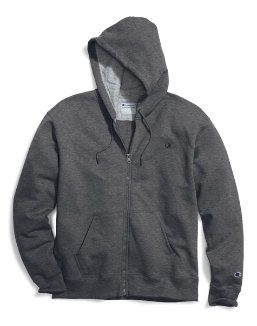 Champion Big & Tall Men's Zip Fleece Hoodie men Champion