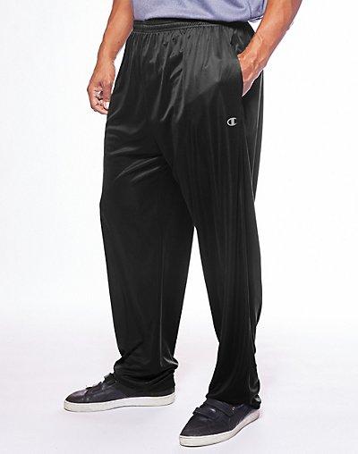 Champion CH204  Men's Big & Tall Performance Open Bottom Pant
