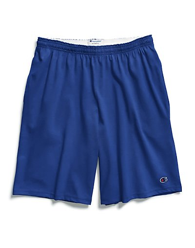 Champion Big Men's Jersey Short - CH301
