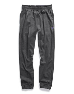 Champion Big & Tall Men's Jersey Pants with Elastic Bottom men Champion