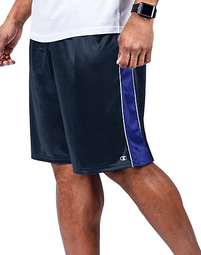 Champion Vapor® Big Men's Contrast-Pieced Short - CH411