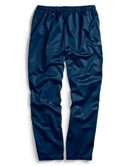 Champion Big & Tall Men's Open Bottom Pant with Piping men Champion