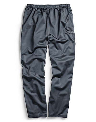 Champion Big & Tall Men's Open Bottom Pant with Piping - CH602