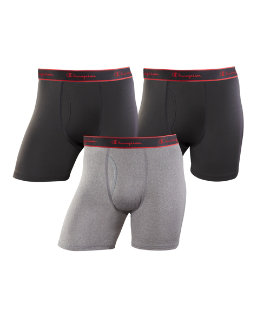 Champion Active Performance Regular Boxer Brief 3-Pack men Champion