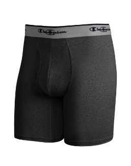 Champion Tech Performance Long Boxer Brief 1-Pack men Champion