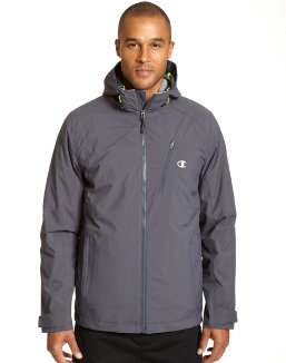 Champion Men's Tall Technical Ripstop 3 in 1 Insulated Jacket men Champion