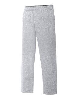 Hanes EcoSmart® Boys' Open Leg Sweatpants youth Hanes