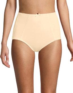 Bali Essentials Cotton Double Support Brief, 3-Pack women Bali
