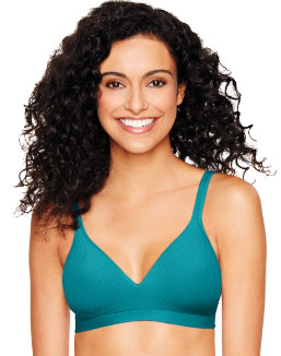 Hanes Ultimate Perfect Coverage ComfortFlex Fit® Wirefree Bra women Hanes