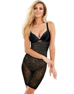 Maidenform Sexy Lace Firm Control WYOB Singlet women Maidenform
