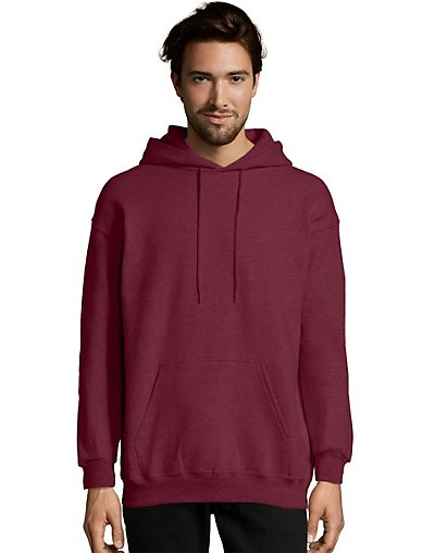 Hanes Men?ÇÖs Ultimate Cotton® Heavyweight Pullover Hoodie