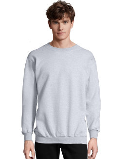 Hanes Men's Ultimate Cotton® Heavyweight Crewneck Sweatshirt men Hanes