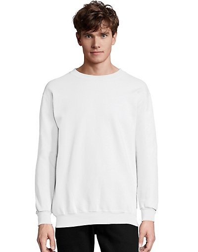 Hanes Ultimate Cotton® Crewneck Adult Sweatshirt - F260