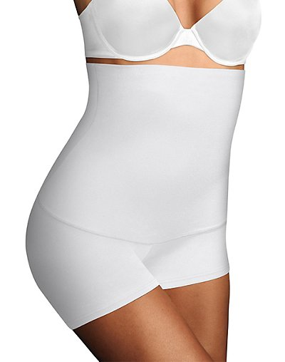 Flexees Fat Free Dressing® Hi-Waist Boyshort - 2107