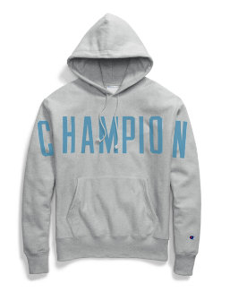 Champion Life® Men's Reverse Weave® Pullover Hoodie, Oversized Arch Logo men Champion