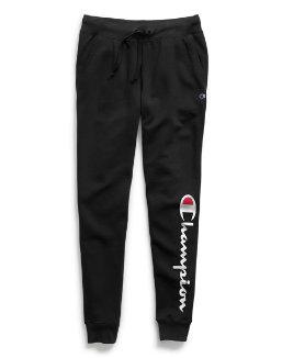 Champion Women's Powerblend® Fleece Joggers, Vertical Logo women Champion