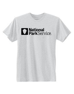 Hanes National Park Service Graphic Tee men Hanes