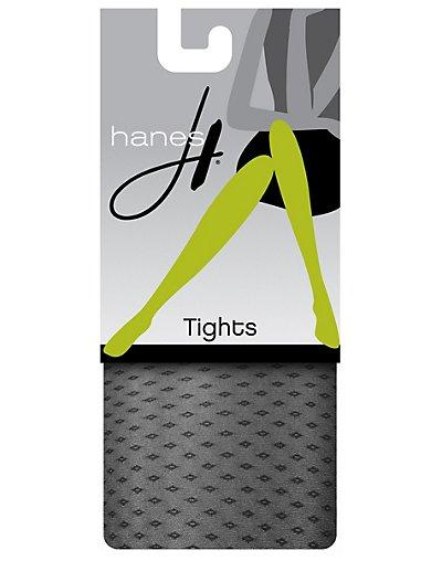 Hanes Micro Diamond Tights - HFT001