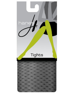 Hanes Micro Diamond Tights women Hanes