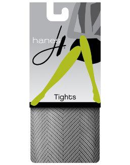 Hanes Fishnet Herringbone Tights women Hanes