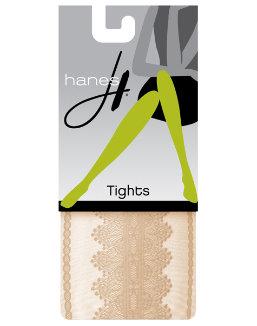 Hanes Lace Sheer Tights women Hanes
