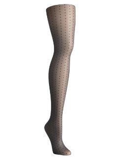 Hanes Sheer Dot Control Top Tight women Hanes