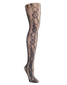 Hanes Lace Fashion Tights women Hanes