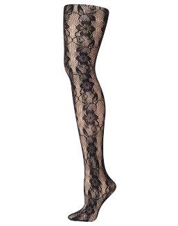 Hanes Curves Lace Fashion Tights women Hanes