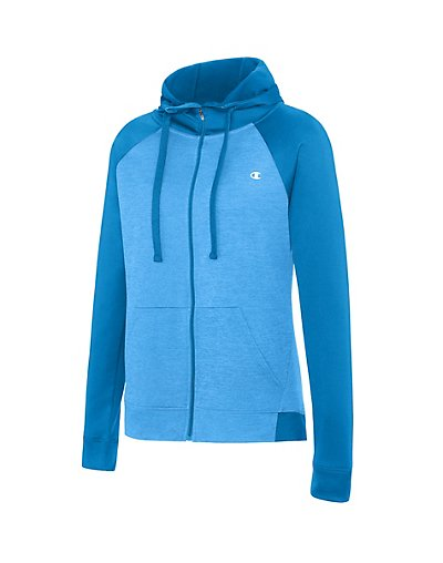 Champion Women's Tech Fleece Full Zip Jacket - J29898